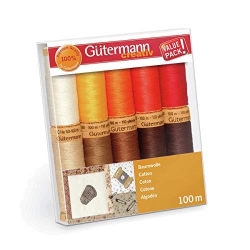 Gütermann Bulky-Lock Fuerza 80 Multicolor 1000 M M