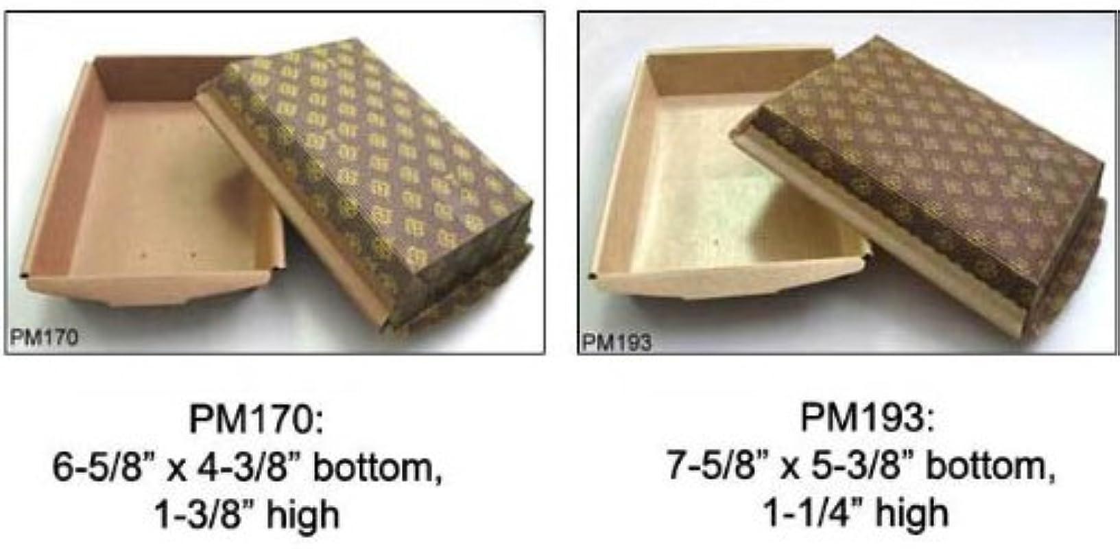 Novacart Rectangular Paper Mold PM170 12Pk