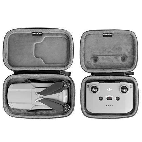 iEago RC Air 2S Custodia Protettiva per Corpo del Drone + Telecomando Custodia, Antiurto Portatile Borsa Case da Trasporto Protettiva con Moschettone per DJI Mavic Air 2 / Air 2S Accessori