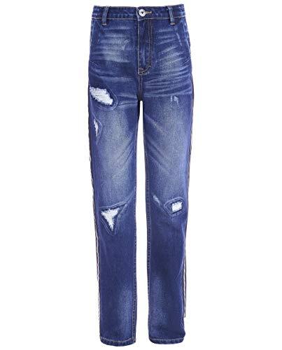 GULLIVER Jungen Jeans Jeanshosen Kinder Junge mit Löcher Zerrissen Destroyed 8-13 Jahre 146-164 cm