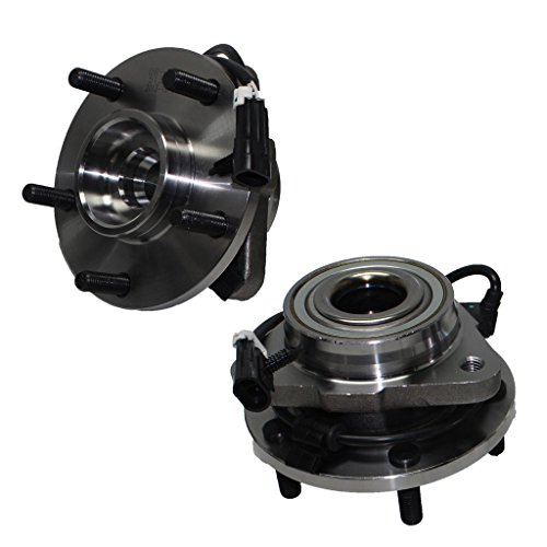Detroit Axle 513200 Front Wheel Hub Bearing Assembly for GMC Jimmy and Chevrolet Blazer 2WD