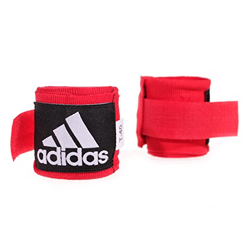 adidas Boxhandschuh Training Hand 2,5 mm Wraps rot rot 2,5 mm
