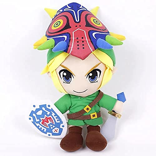 Zelda Series Zelda Plush The Legend of Zelda - Muñeca de peluche Sky Link Muñeca de juguete