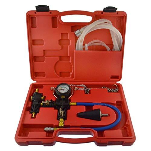 DrillMan Kühlsystem Vakuumspülen und Nachfüllen, für Auto Van Kühler-Kit AN129
