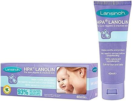 Lansinoh HPA Lanolin Nipple Cream 40ml