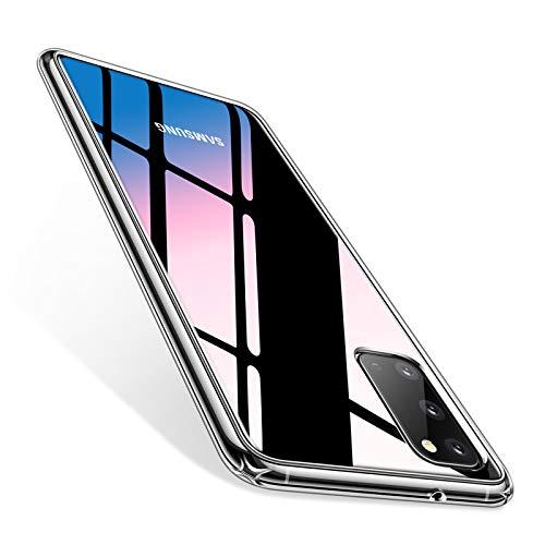TORRAS HD Hybrid Kompatibel mit Samsung Galaxy S20 Hülle (6.2