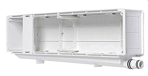 Caja empotrable para la preparación de aire acondicionado Split con condensación.