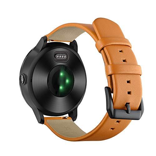 XZZTX Compatible avec Les Montres Garmin Vivoactive 3, Bracelet Sport 20 mm et Bracelet de Rechange pour Montre Intelligente Vivoactive 3 / Vivomove HR