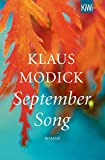 September Song: Roman von Modick, Klaus