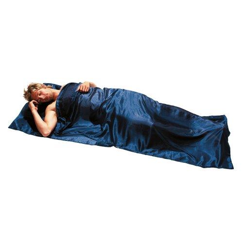 Mivall Seidenschlafsack Decke