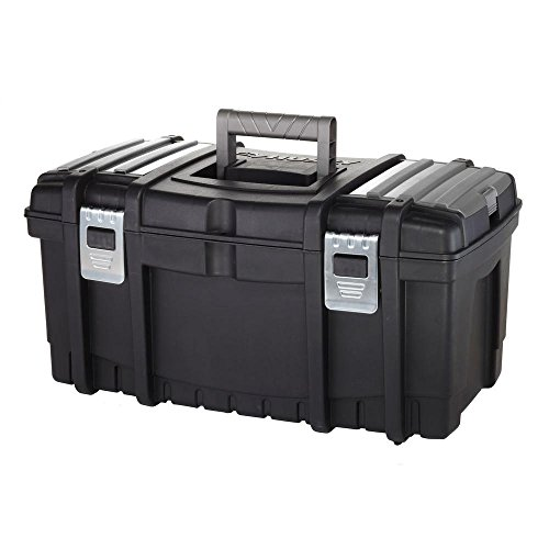 Husky 22 in. Tool Box with Metal Latches New by Husky