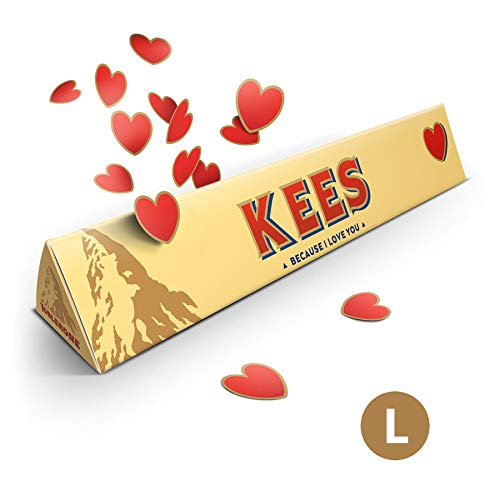 Toblerone chocoladereep - Liefde - 360 gram