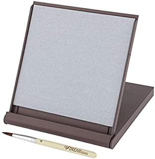 Creative Mark Dream Board for Water Painting Meditation & Stress Relief - Includes Artist Bamboo Paintbrush & Stand - Mini