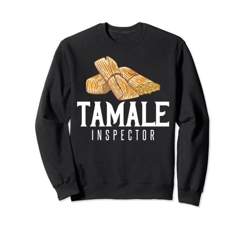 Tamale Mexican Gift Receta Vegano Sudadera