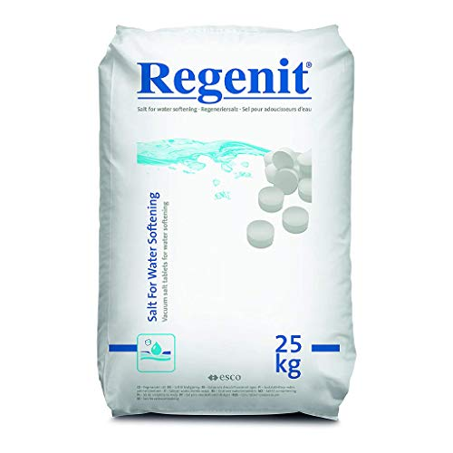Regenit® Regeneriersalz Salztabletten 25 kg by well2wellness