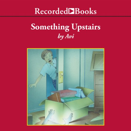 Something Upstairs audiobook cover art
