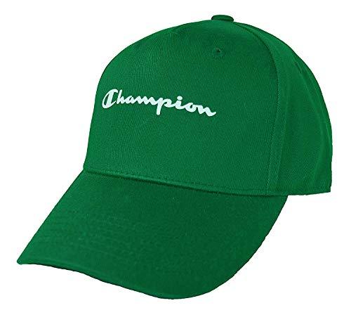 Champion - Gorra de béisbol verde Talla única