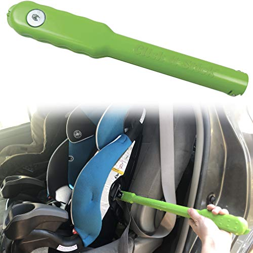 Click it Stick Car Seat Buckle Helper | Baby Car Seat Accessories | Quick Install Car Seat Key Tool