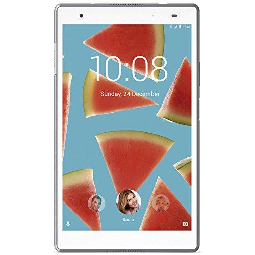 """Lenovo TAB4 - Tablet de 8"""" HD/IPS (Qualcomm Snapdragon 425, 2 GB de RAM, 16 GB de eMCP, Android 7.1.1, Wifi + Bluetooth 4.0), Color blanco"""