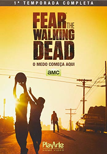 Fear The Walking Dead 1ª Temporada Completa [DVD]