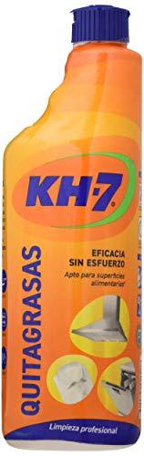 Kh-7 - Quitagrasas - Producto de limpieza - 750 ml - [Pack de 12]
