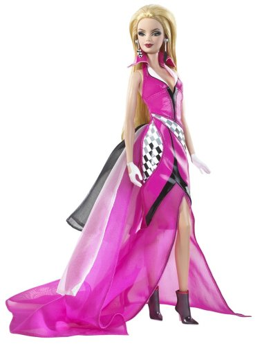 American Favorites Corvette Barbie Pink Treasure Hunt Pink Label (japan import)