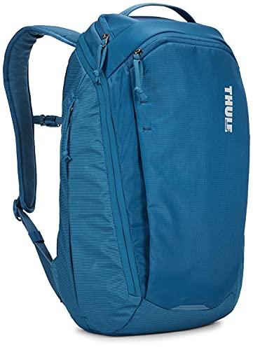 Thule EnRoute 23L Mochila de Nylon y Poliéster, para Laptop de 15.6' y una Tablet de 10', Azul