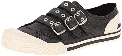 Rocket Dog Women's Jolissa Fashion Sneaker, Black, 11 M US