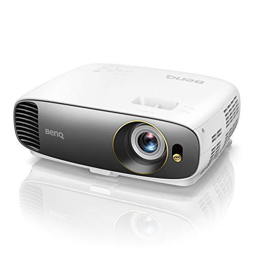 BenQ W1720 Heimkino DLP-Projektor (4K UHD, HLG + HDR10, Cinematic Color 100{e8f88fd4e63897cbce54b3db1192b0d91aa6d9955da9cc5c6e1e48c12e6deb59} Rec. 709, 2000 ANSI Lumen, 10.000:1 Kontrast, HDMI)