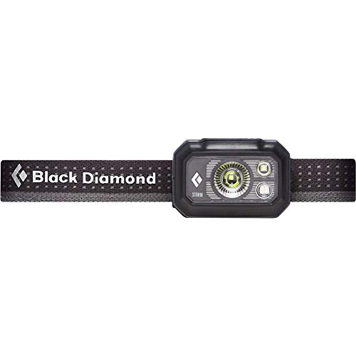 Black Diamond Unisex – Erwachsene Storm 400 Stirnlampe, All