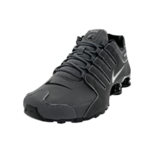 on sale 4315f b0b82 Amazon.com | Nike Shox Turbo+13 525155-001 (12.5) Black ...