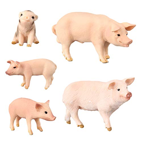Top 10 best selling list for plastic pig figurines