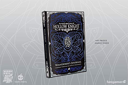 Hollow Knight - Artbook - Wanderer's Journal (PS4, Switch, PC)