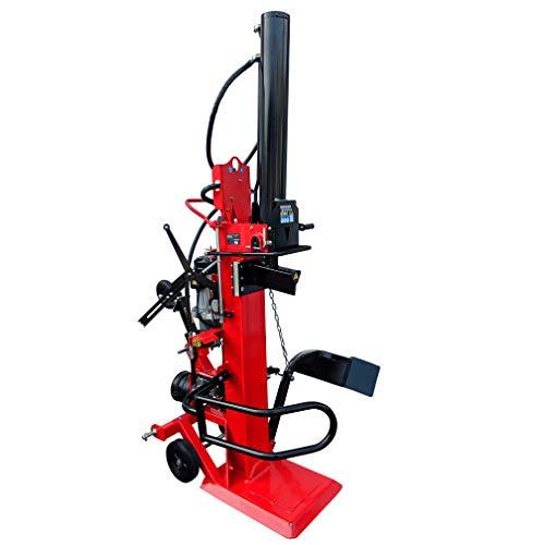 CROSSFER Holzspalter LS30T-PTO+E400V / 30 Tonnen Spaltkraft / 110cm Spaltlänge/Zapfwellenantrieb Dreipunkt + Elektromotor 5,5 kW 400V / 2 Hand Bedienung