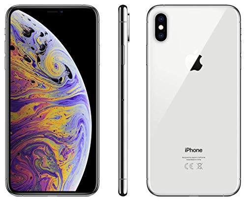 Apple iPhoneXS Max 64GB Silber (Generalüberholt)