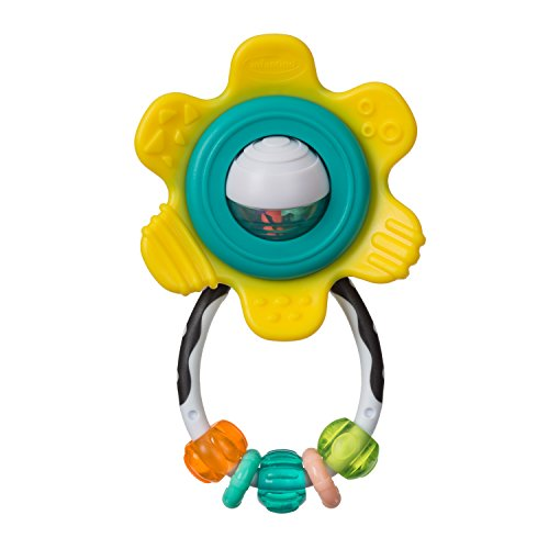 Infantino Spin amp Rattle Teether