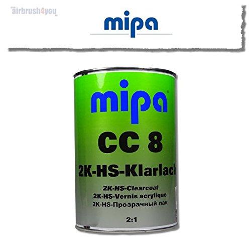 CC 8 - mipa Klarlack