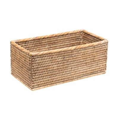 Basket Utensilienbox - Rattan beige