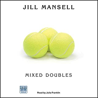 Mixed Doubles audiobook cover art