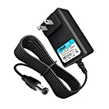 PwrON DC 9V 1A AC Adapter Power Cord Replacement Leapfrog Charger for LeapPad 2, LeapPad 1 Tablets, LeapsterGS Explorer, Leapster Explorer and Leapster2 (6.6ft Long Cable)