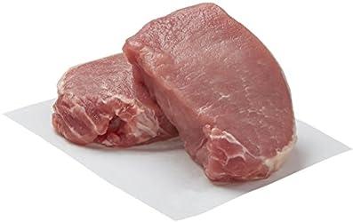 Boneless Center Cut Pork Chops, 1 lb
