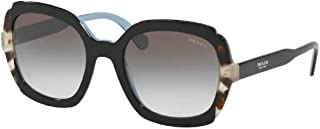 PR16US HERITAGE Square Sunglasses For Women+FREE Complimentary Eyewear Care Kit