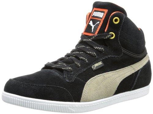 Puma Damen Glyde Court GTX Wn's High-top, Schwarz (black-fallen rock 02), 37 EU
