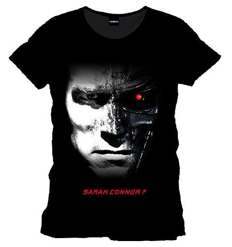 Terminator - Sarah Connor - T-Shirt - Größe Size M