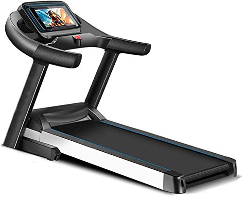 ZJWD Treadmills for Home Foldable,Treadmill/Folding Running Machine Professional Treadmill Designed Emergency System,with An Adjustable Speed Between 0.8 And 20Km / H