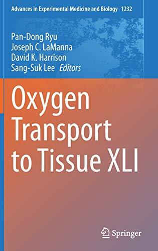 Oxygen Transport to Tissue XLI: 1232