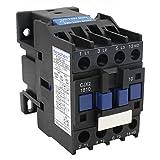 Heschen Contattore AC CJX2-1810 220V 50/60Hz Bobina 3P 3 poli Normalmente aperto Ie 18A Ue 380V
