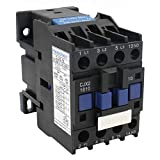 Heschen AC Contactor CJX2-1810 bobina de 220 V 50/60 Hz...