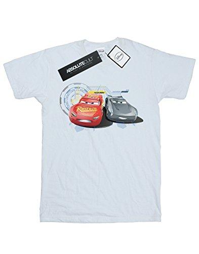 Poster del film Absolute Cult Cars Boys Globe – Lightning Vs Storm T-Shirt Multi confezione da 2 Multi 12-13 Anni