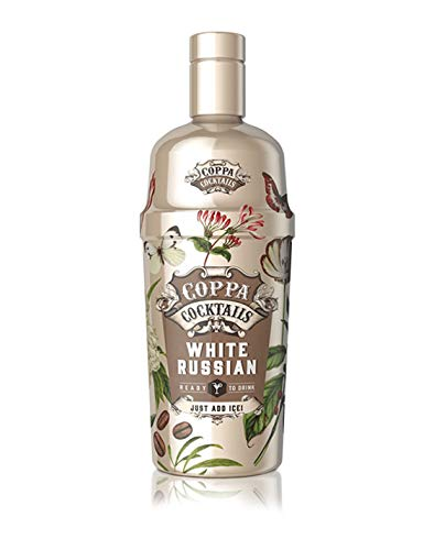 Coppa Cocktails White Russian Ready to Drink 13% - 70cl